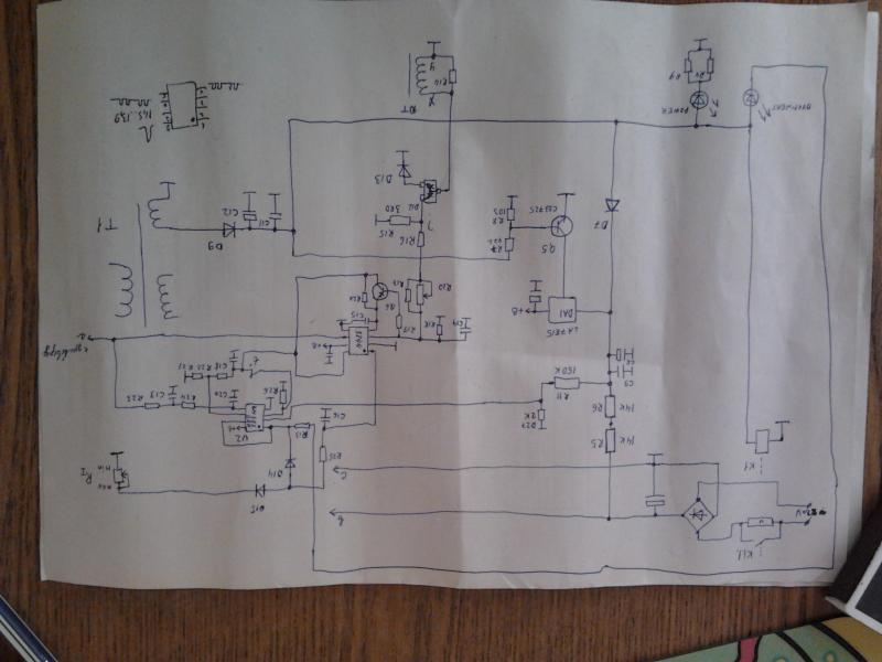 Схема kaiser nbc 200.